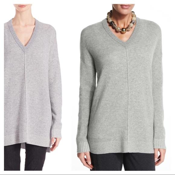 417932032c3 Eileen Fisher Sweaters | New Moon Cashmere Tunic Sweater | Poshmark